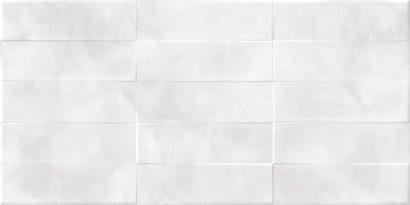 Керамическая плитка Carly облицовочная плитка рельеф кирпичи светло-серый (CSL523D) 29