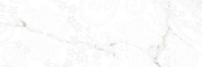 Керамическая плитка Casa Bella white Декор 01 25х75