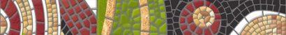 Керамическая плитка Cen Gaudi Бордюр 5х40