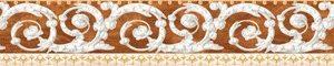 Керамическая плитка Cnf Angeles Бордюр 5х50