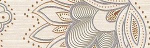Керамическая плитка Cnf Puntilla Beige Бордюр 5х50