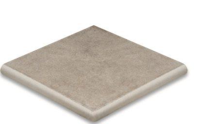 Керамическая плитка Concept Cemento Anti-Slip DP1 ступень угловая 317х317х38 мм 3
