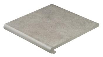 Керамическая плитка Concept Cemento Anti-Slip P31 ступень проходная 310х317х35 мм 6