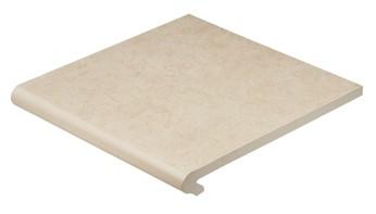 Керамическая плитка Concept Crema Anti-Slip P31 ступень проходная 310х317х35 мм 6
