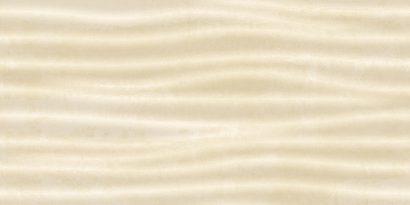 Керамическая плитка Concrete Плитка настенная бежевый рельеф 30х60