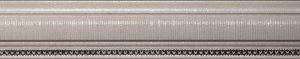 Керамическая плитка Cornisa Vesta Grey Бордюр 5x30