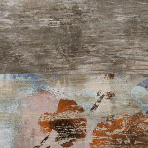 Керамическая плитка Country Плитка настенная тёмный 60123 20х60
