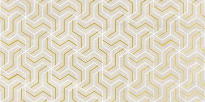 Керамическая плитка Crystal Fractal Декор бежевый 30х60