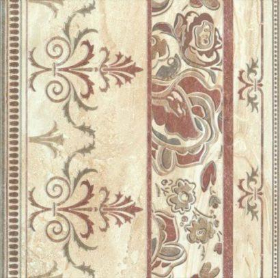 Керамическая плитка Daino Light Cenefon декор напольный 450х450 мм