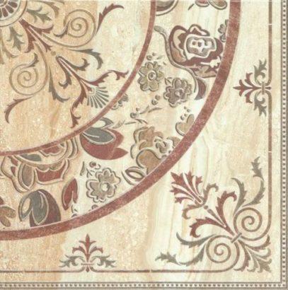 Керамическая плитка Daino Light Esquina декор напольный 450х450 мм