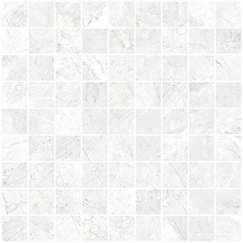 Керамическая плитка Dallas Вставка мозаика серый (A-DA2L091 G) 30x30