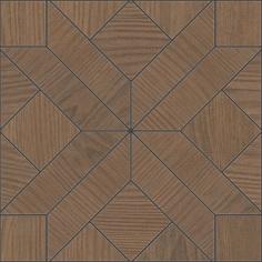 Керамогранит Дартмут Декор мозаичный коричневый SG174 003 20х20