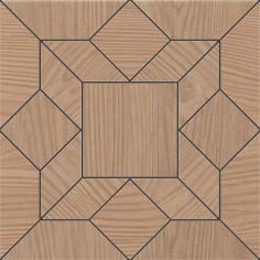 Керамогранит Дартмут Декор мозаичный коричневый SG175 005 20х20