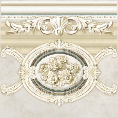 Керамическая плитка Dec Afina Losanga Декор 45х45