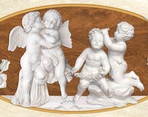 Керамическая плитка Dec Angeles Декор 20х50