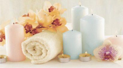 Керамическая плитка Dec Candles 3 Декор КВС16Candles3 25х45
