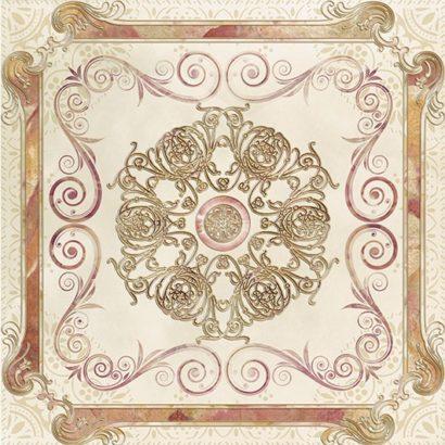 Керамическая плитка Dec Ternura Декор 45x45