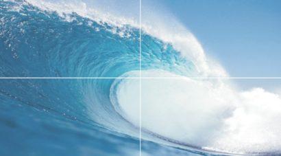 Керамическая плитка Dec Wave Panno (панно из 4-х шт) КПН16Wave 50х90