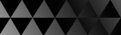 Керамическая плитка Dec. Diamond Black Декор 29х100