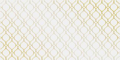 Керамическая плитка Deco вставка орнамент золотистый (DE2L381DT) 29