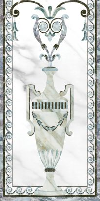 Керамическая плитка Decor Calacatta Musa A Декор 30x60