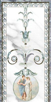 Керамическая плитка Decor Calacatta Musa C Декор 30x60