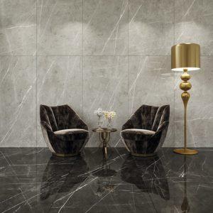 Коллекция плитки Decovita Pedra Listrada 80X160 Турция