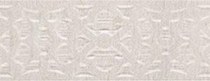 Керамическая плитка Deja Vu White Бордюр Damask (K941361) 10x30