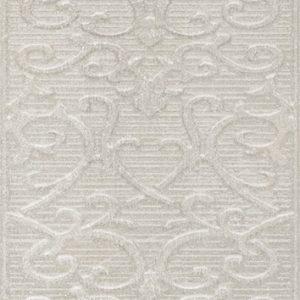 Керамическая плитка Deja Vu White Декор Damask (K941350) 30x60