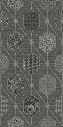 Керамическая плитка Devore Декор Gris geometria 31