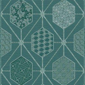 Керамическая плитка Devore Декор Indigo geometria 31