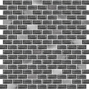 Керамическая плитка Devore Мозаика Gris JA-04 30х30