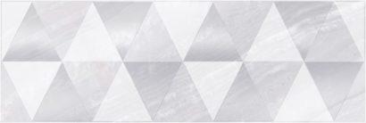 Керамическая плитка Diadema Perla Декор белый 17-03-00-1186-0 20х60