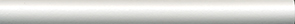 Керамическая плитка Диагональ Карандаш белый обрезной PFB007R 25x2