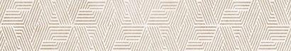 Керамическая плитка Дюна Бордюр настенный бежевый 1504-0159   1504-0417 4х40