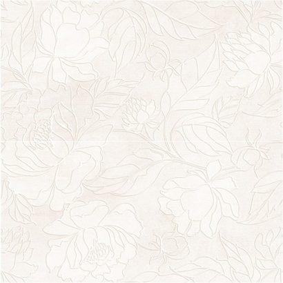 Керамическая плитка Дюна Панно настенное цветы 1604-0034 40х40