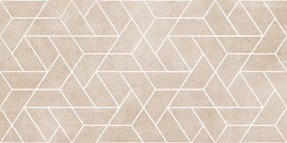 Керамическая плитка Дюна Плитка настенная геометрия 1041-0257 20х40
