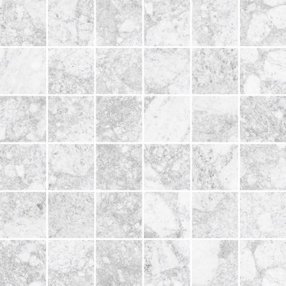 Плитка мозаика Eco Мозаика белый 30х30