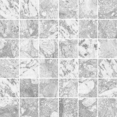 Плитка мозаика Eco Мозаика серый 30х30