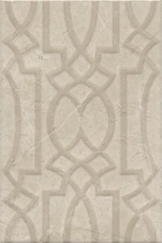 Керамическая плитка Эль-Реаль беж структура 8317 20х30