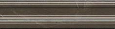 Керамическая плитка Эль-Реаль Бордюр Багет коричневыйBLB037 20х5
