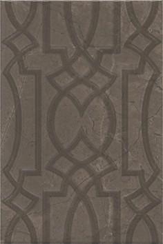 Керамическая плитка Эль-Реаль коричневый структура 8319 20х30