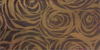 Керамическая плитка Elegante Marrone Roze Декор 30х60