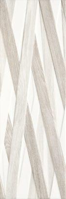Керамическая плитка Elia Brown Struktura B Плитка настенная 25х75