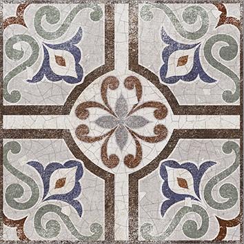 Керамическая плитка Emilia multi Плитка настенная 01 20х20 – глянцевая