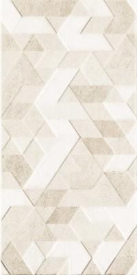 Керамическая плитка Emilly Beige Struktura Dekor Плитка настенная 300х600 мм 36