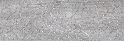 Керамическая плитка Envy Blast Декор серый 17-03-06-1191-0 20х60