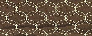 Керамогранит Ethereal Бордюр коричневый K944347 9х60