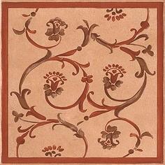 Керамическая плитка Ферентино Декор B2267 5201 20х20