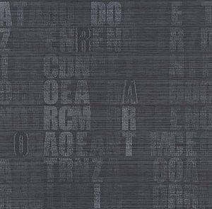 Керамическая плитка Fibra Szara centro Декор 25x60